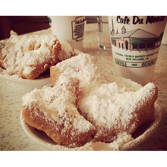 Food: Beignet