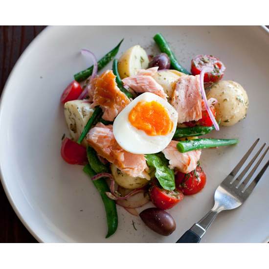 Food: Niçoise