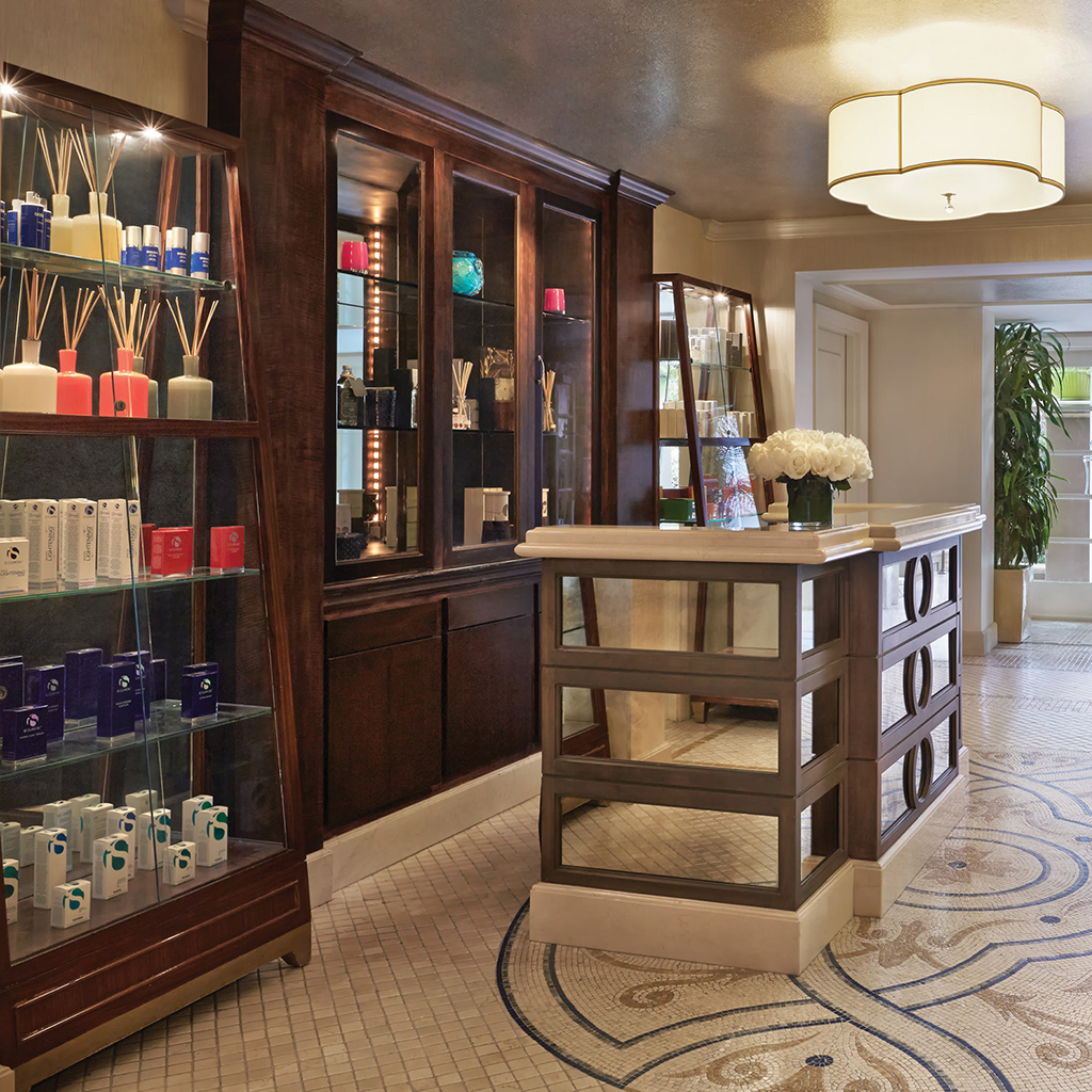 Boozy Spa Treatments, Four Seasons Hotel Los Angeles at Beverly Hills