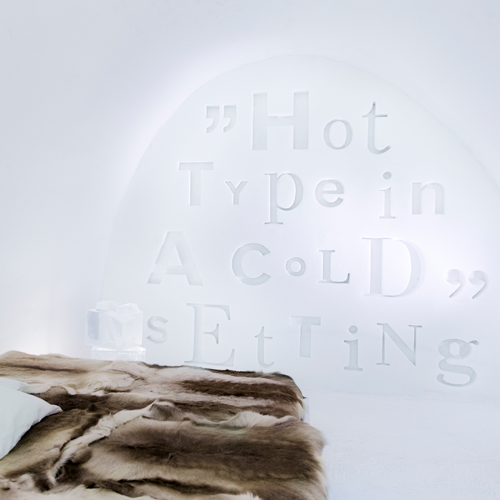 Hot Type by Charli Kasselback and John Bark