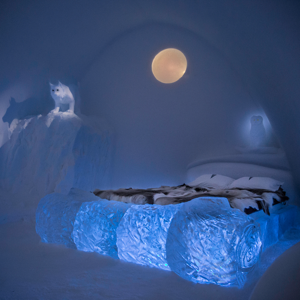 Polar Night by Hans Abrahamsson and Ann-Louice Ambrahamson