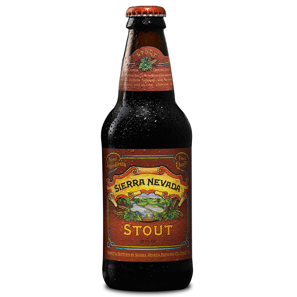 FWX 5 CLASSIC BEERS THAT SHOULDN'T BE FORGOTTEN SIERRA NEVADA STOUT