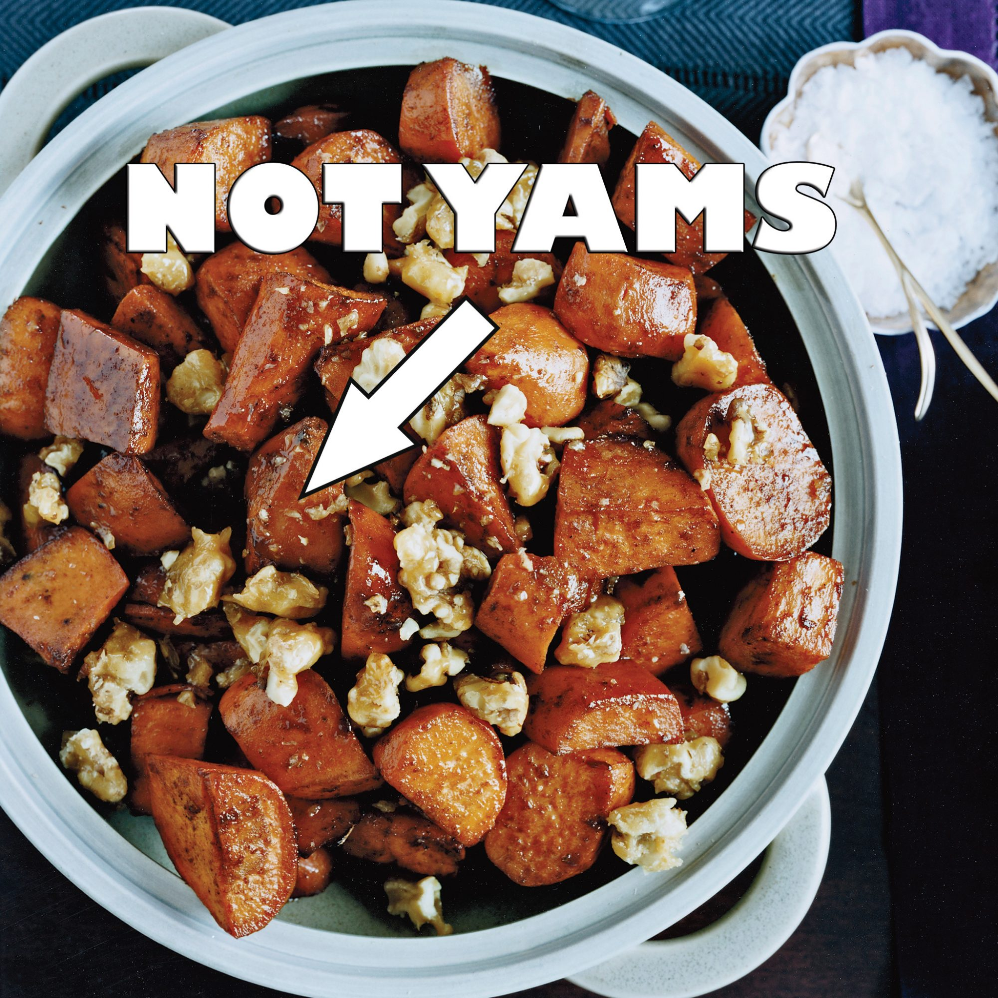 FWX 5 THINGS YOU DIDNT KNOW ABOUT YAMS