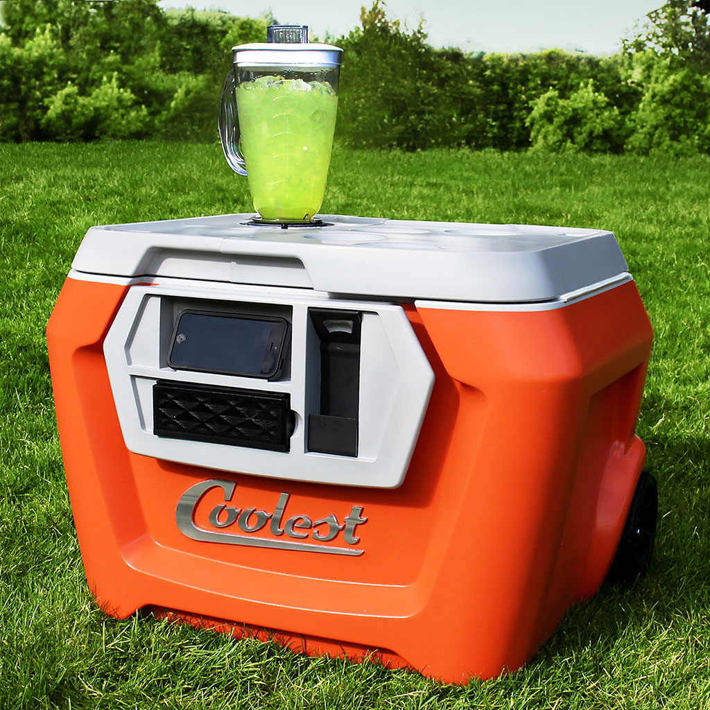 FWX 7 QUESTIONS WITH THE COOLEST COOLER GUY PARK
