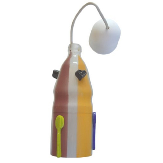 Kitchen Bottle Lamp