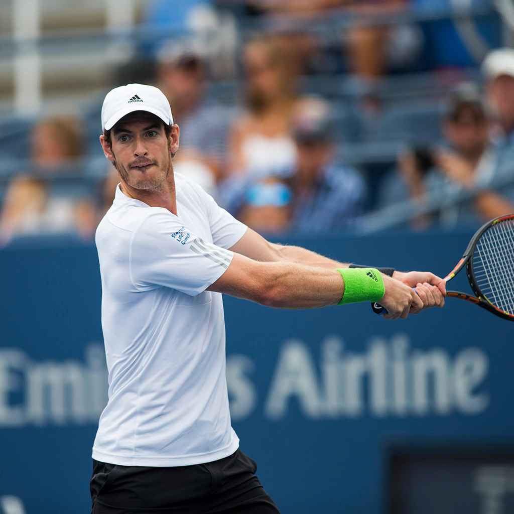 FWX ANDY MURRAY DIET