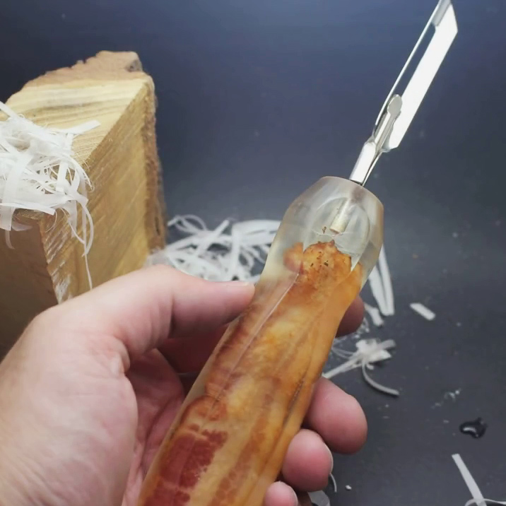 FWX BACON HANDLED PEELER