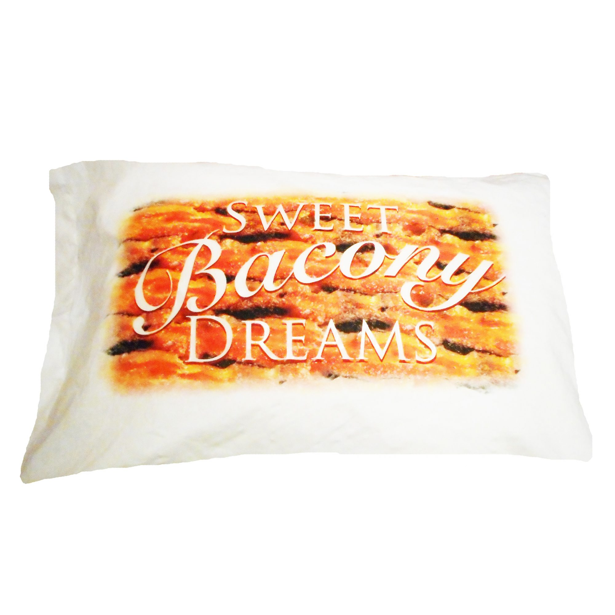 FWX BACON SCENTED PILLOWCASE