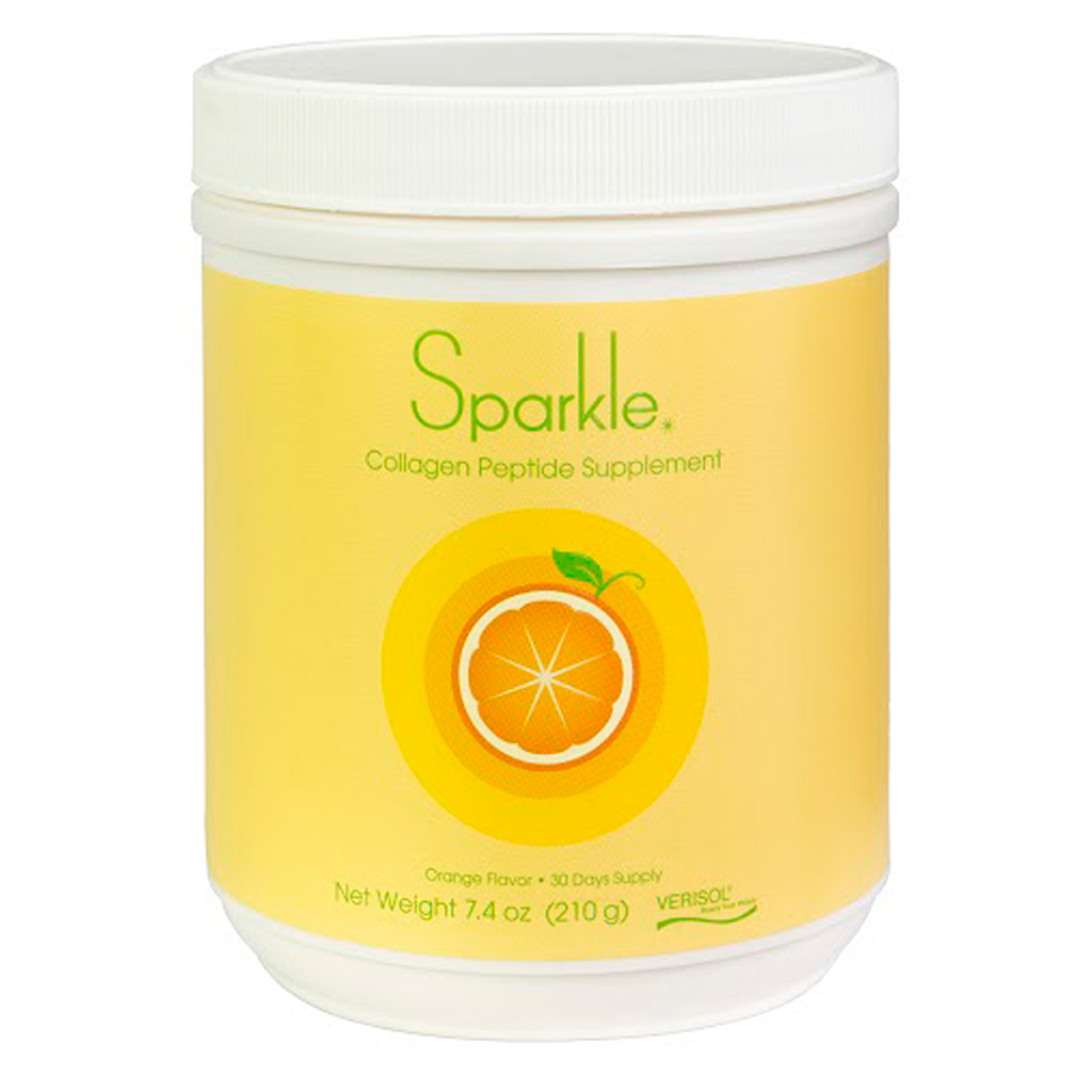 Sparkle Orange Flavor Powder
