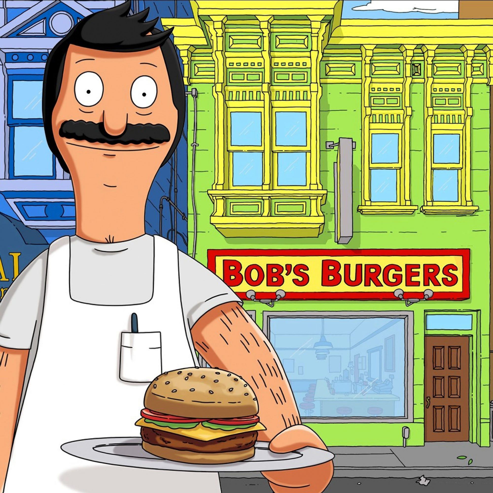 FWX BOBS BURGERS COOKBOOK