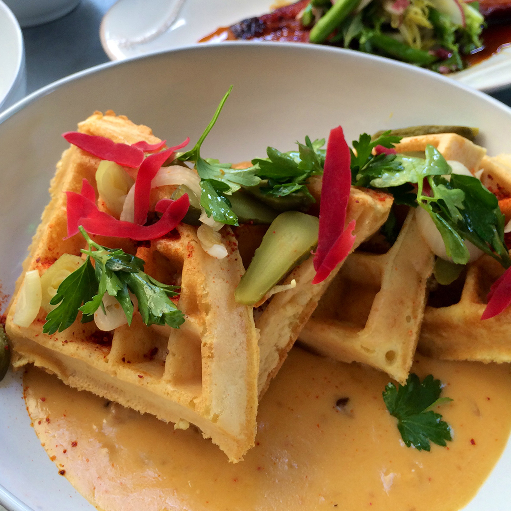 FWX BONE MARROW WAFFLES