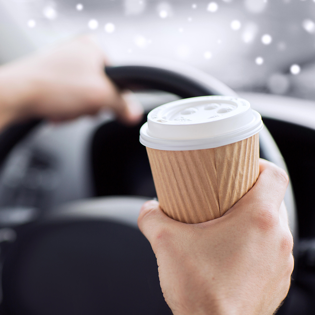 FWX CAR THAT WILL ORDER YOU COFFEE