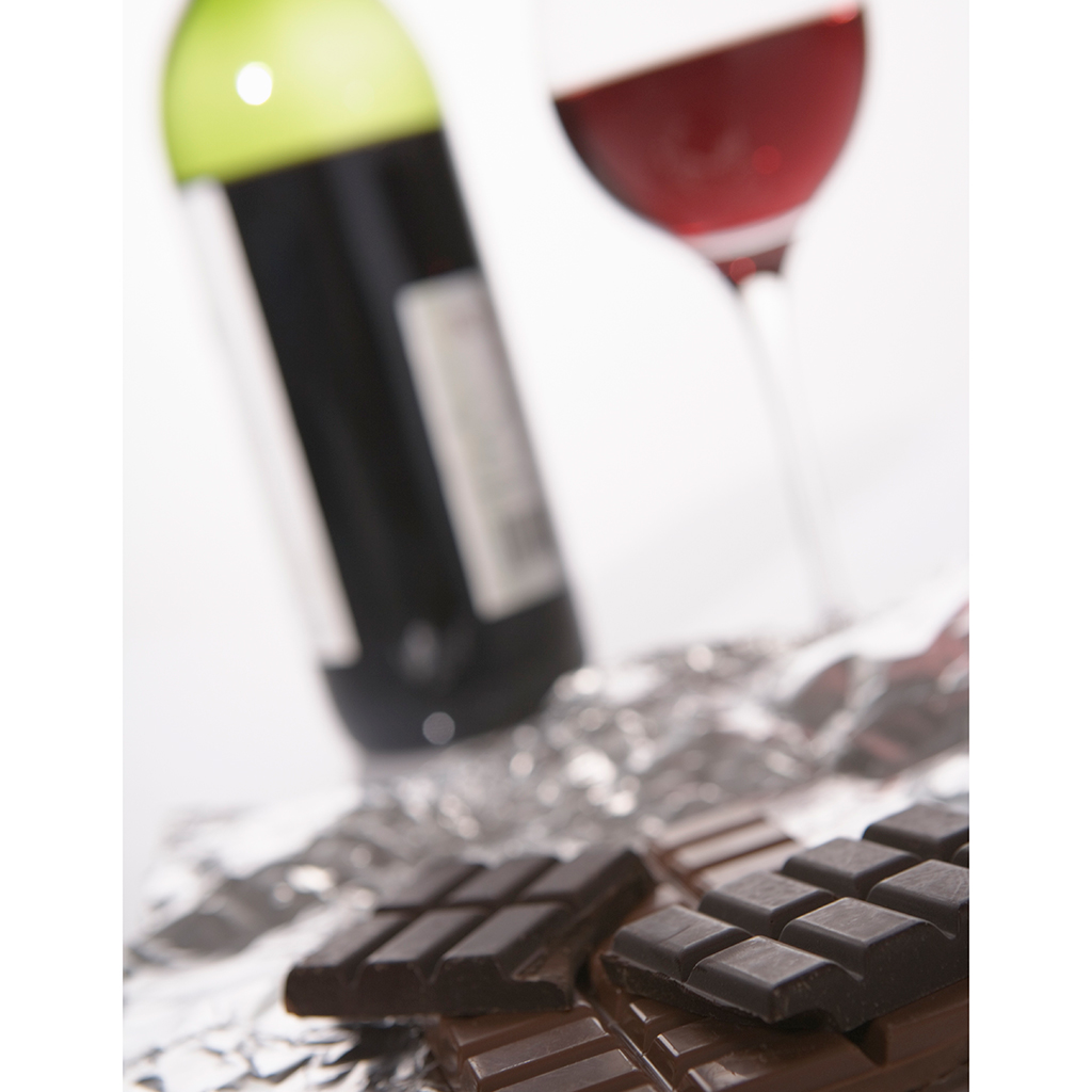 FWX CHOCOLATE AS COMPLEX AS WINE