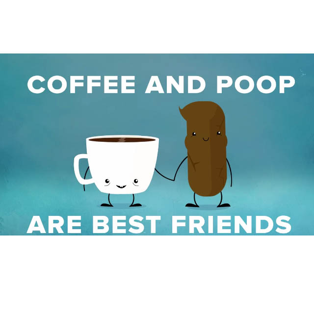FWX COFFEE AND POOP VIDEO
