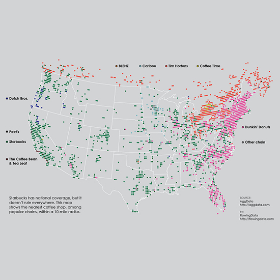 FWX COFFEE PLACE GEOGRAPHY