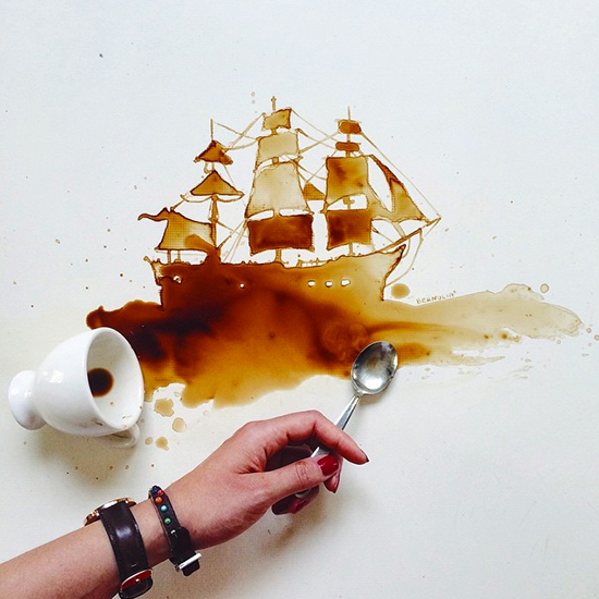 FWX COFFEE SPILLS ART 9