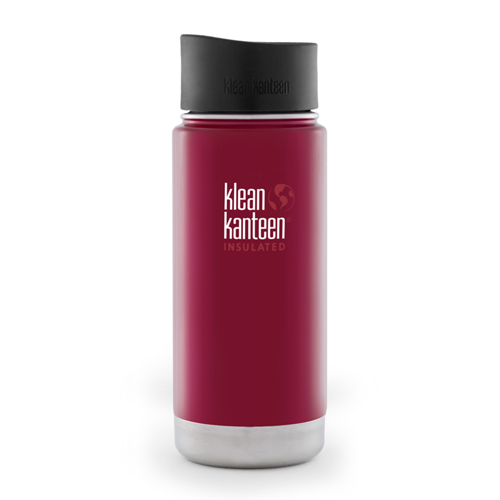 Klean Kanteen Vacuum-Sealed Bottle