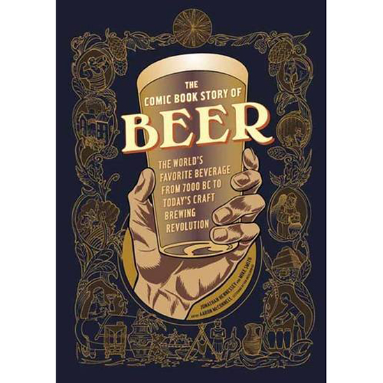 FWX COMIC BOOK OF BEER HISTORY