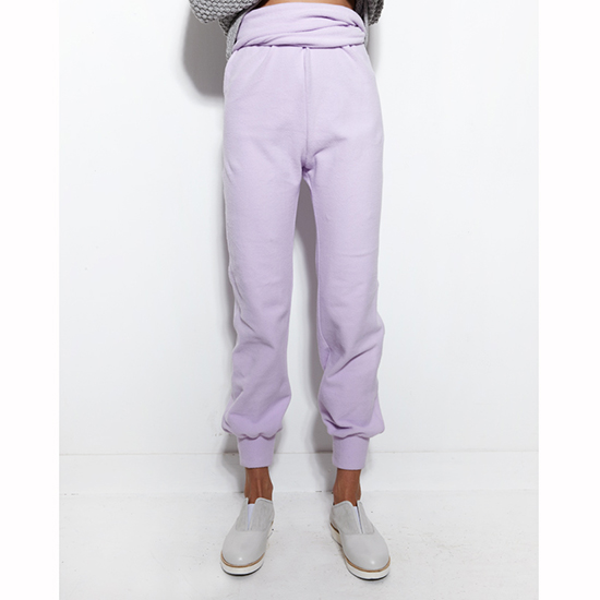 Eckhaus Latta Lavender Sweat Pants
