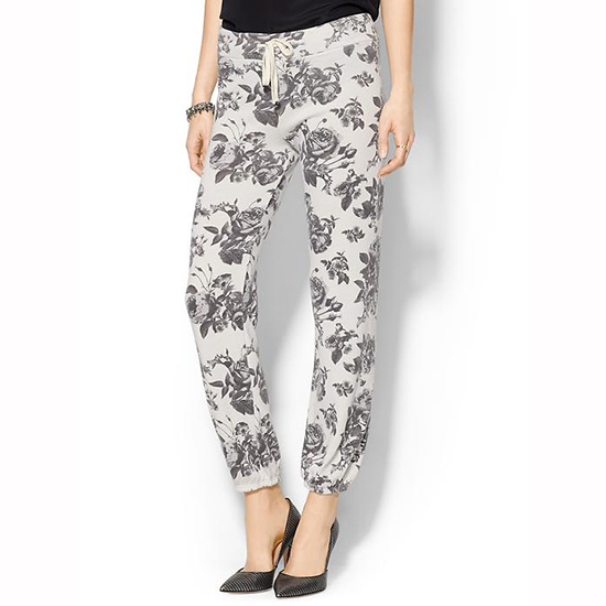 Sundry Clothing, Inc. Floral Sweatpants