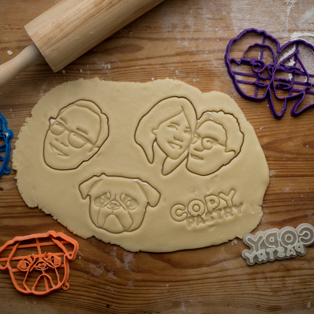 FWX CUSTOM COOKIE CUTTERS 1