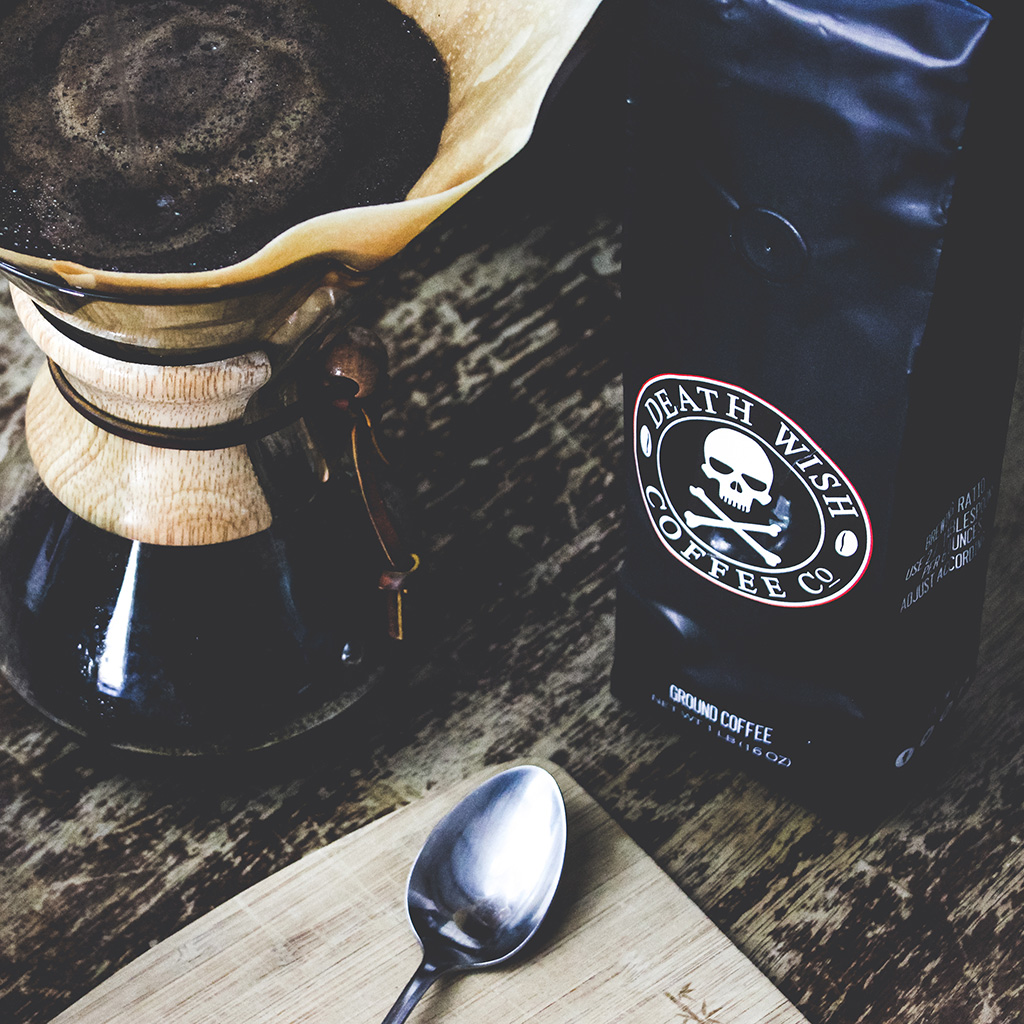 FWX DEATH WISH COFFEE