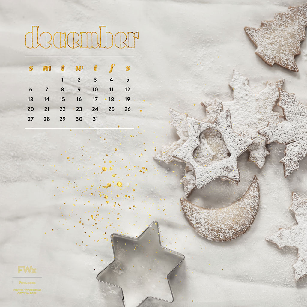 FWX DECEMBER WALLPAPER