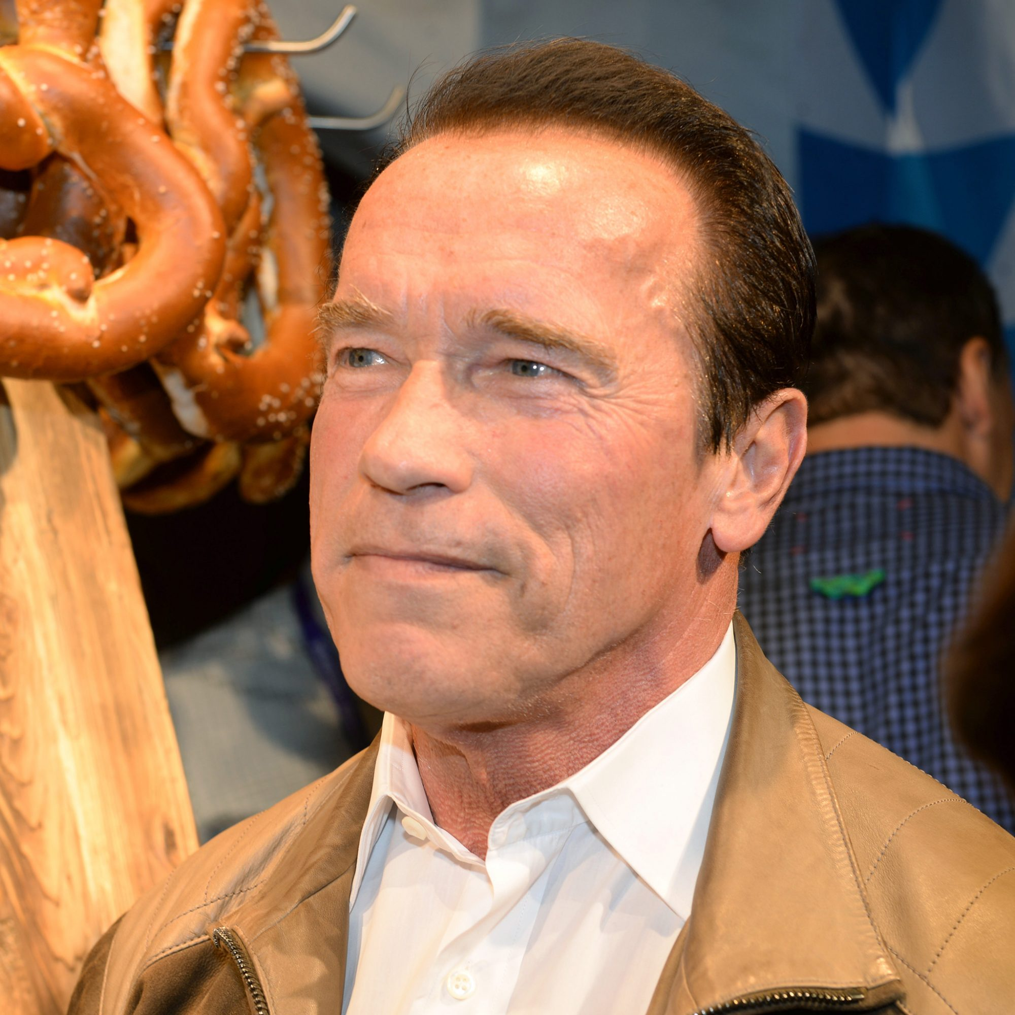 FWX DISHES THAT ARE BETTER WITH AGE ARNOLD SCHWARZENEGGER