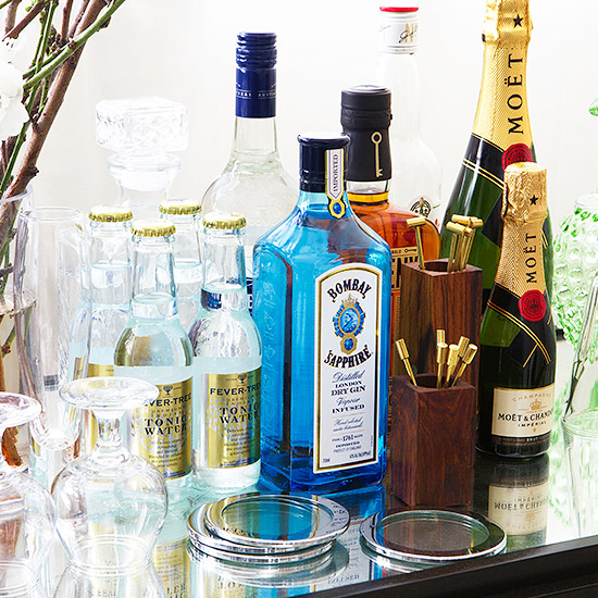 FWX DOMAINE HOME STOCKED BAR