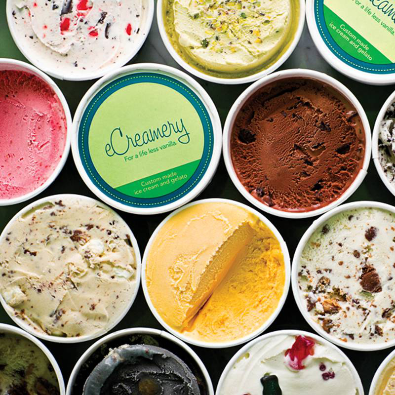 FWX ECREAMERY CUSTOM ICE CREAM ONLINE