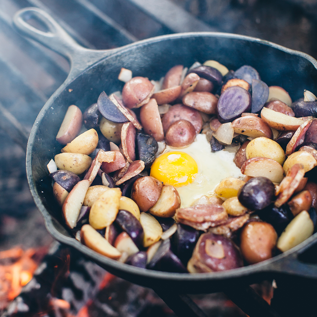 FWX FIRESIDE PROVISIONS SUMMER SAUSAGE HASH