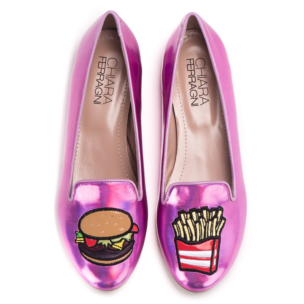 Burger & Fries Slippers