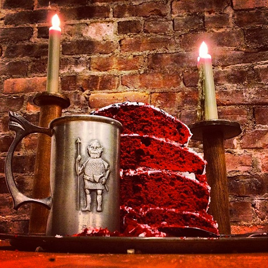 FWX GAME OF THRONES PARTY FOOD