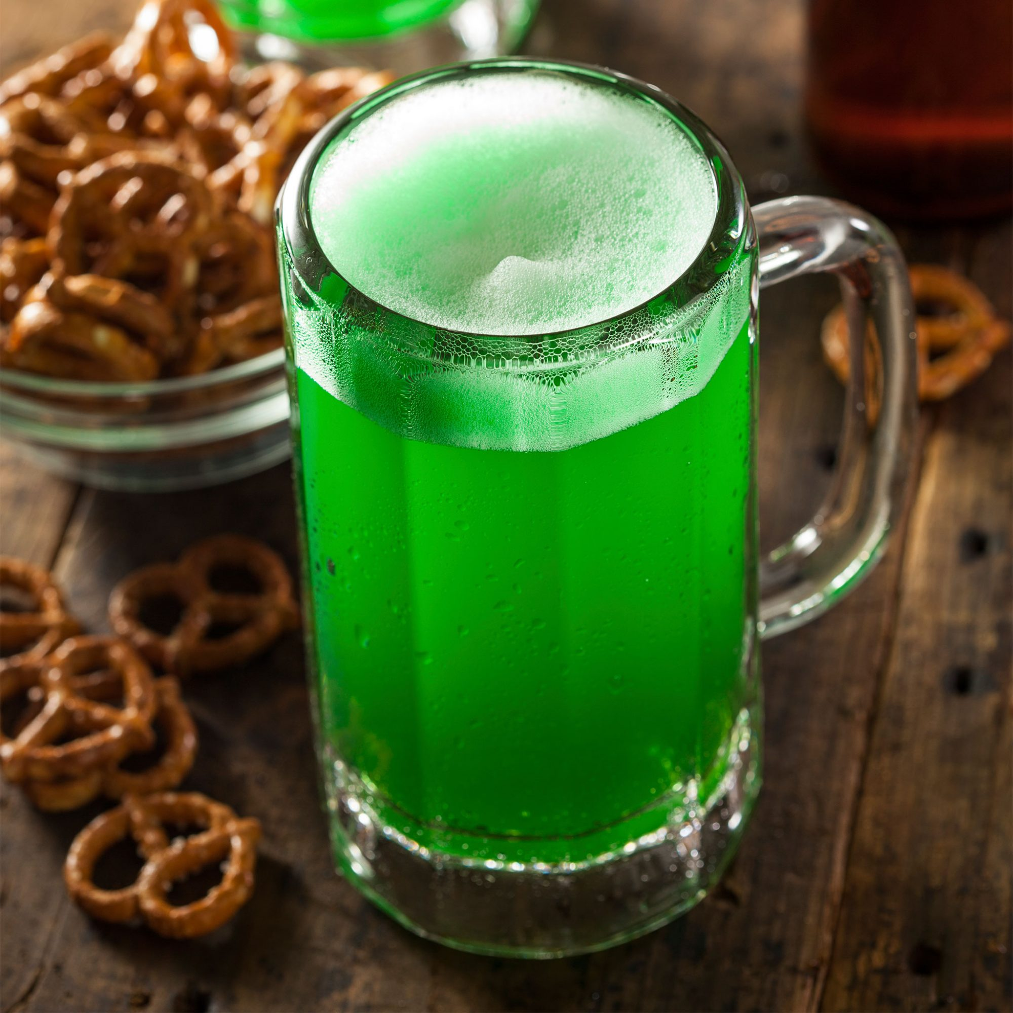 FWX GREEN BEER