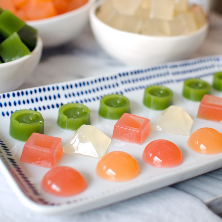 Grown-Up Version: Fruit Snacks Made with Actual Juice