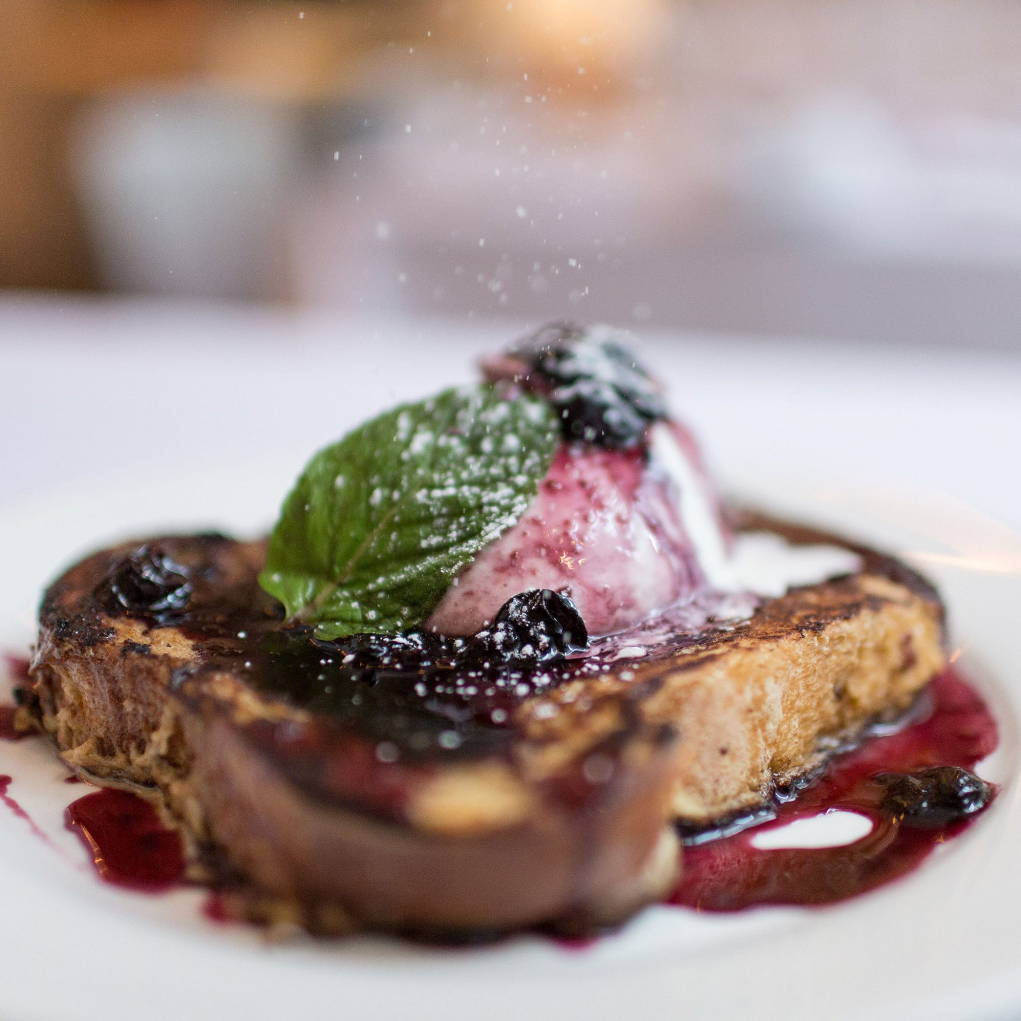 Burrata French Toast