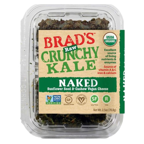 Brad's Raw Foods – Crunchy Kale Chips