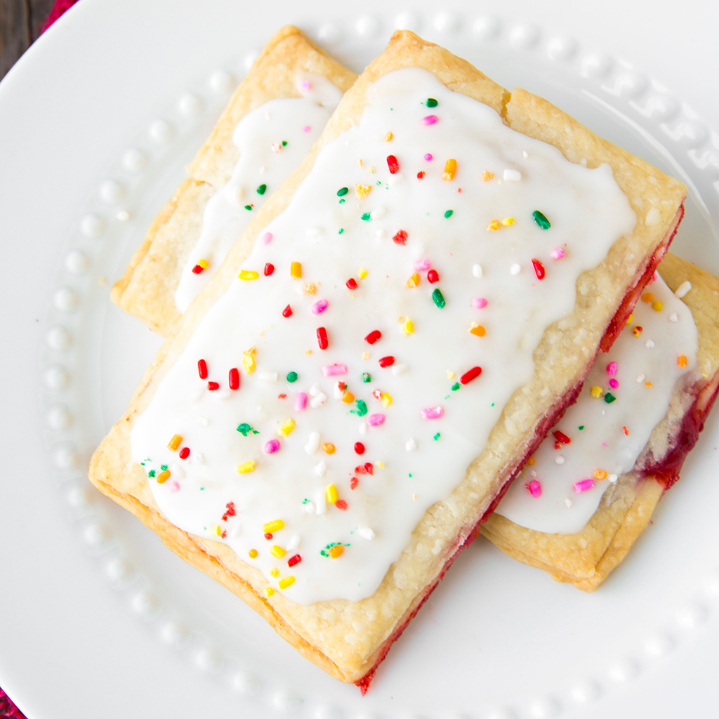 FWX HOMEMADE POP TARTS COOKING CLASSY