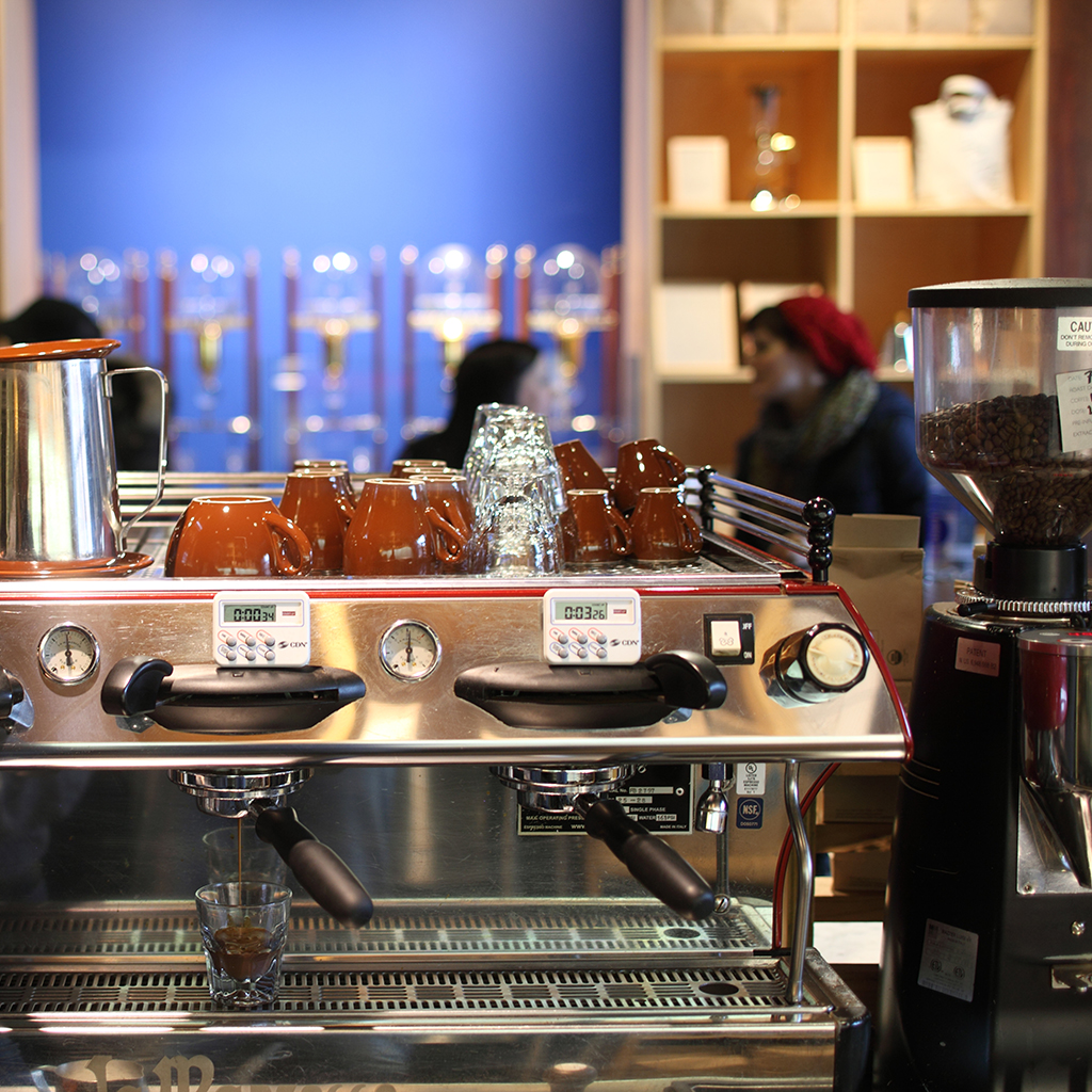Blue Bottle Coffee – San Francisco/New York