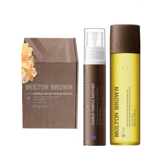 Molton Brown's Body Remedies Sleep Collection