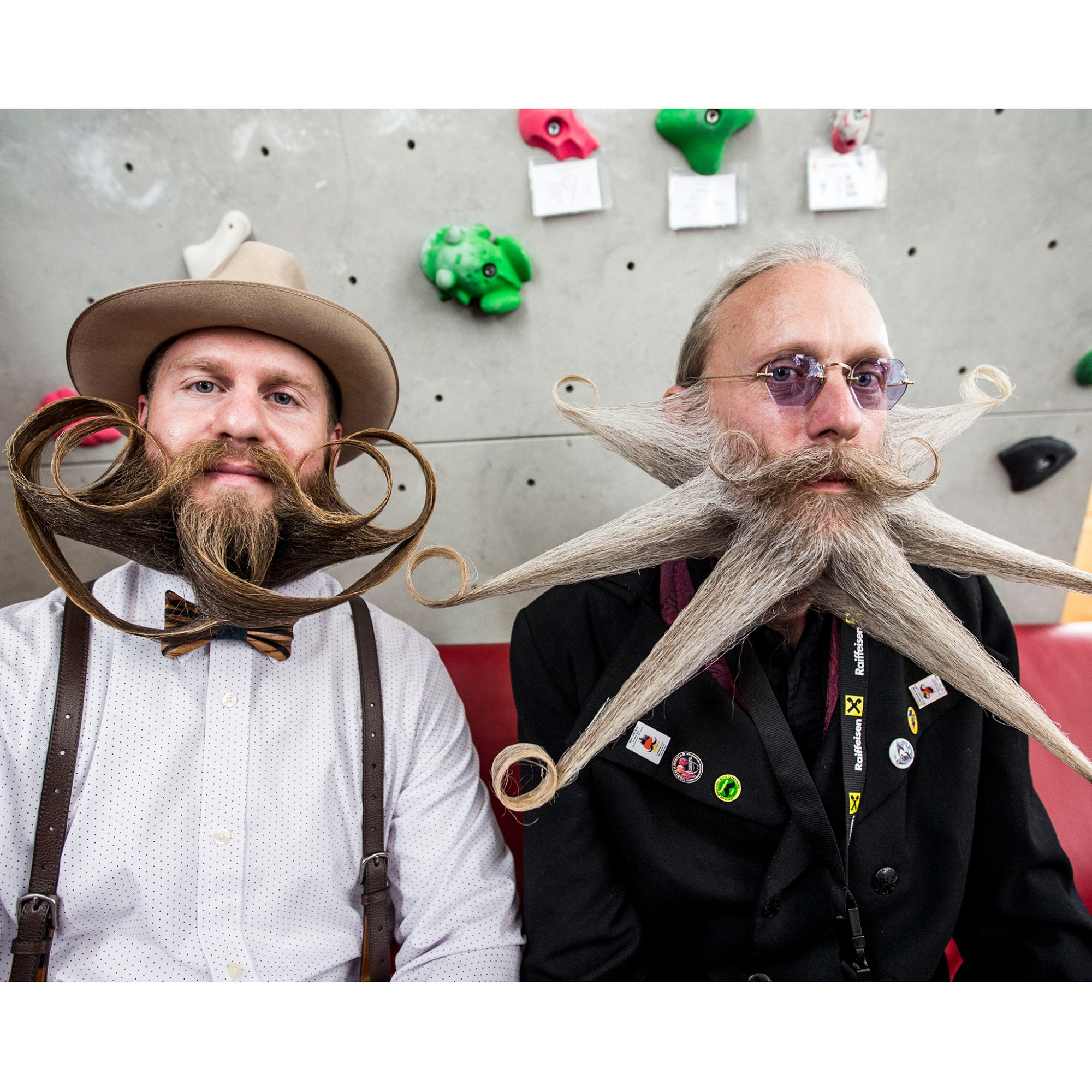 FWX JAMESON GIVING FREE TRIMS DURING MOVEMBER