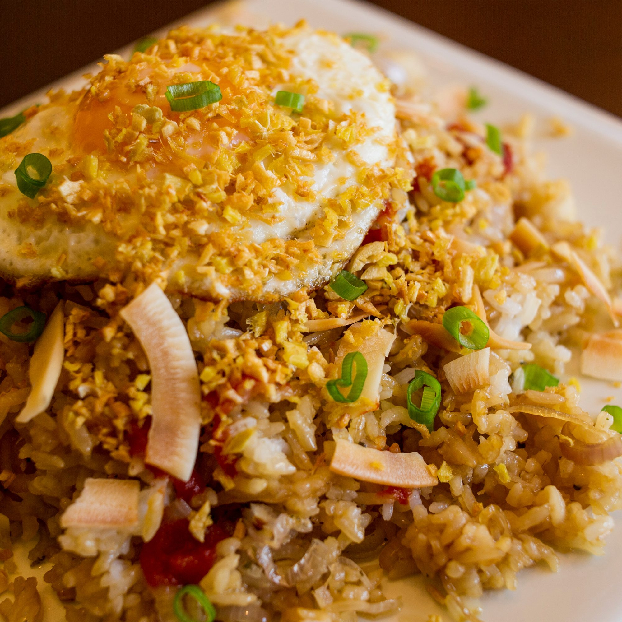 FWX JANE AND MARY FRIED RICE