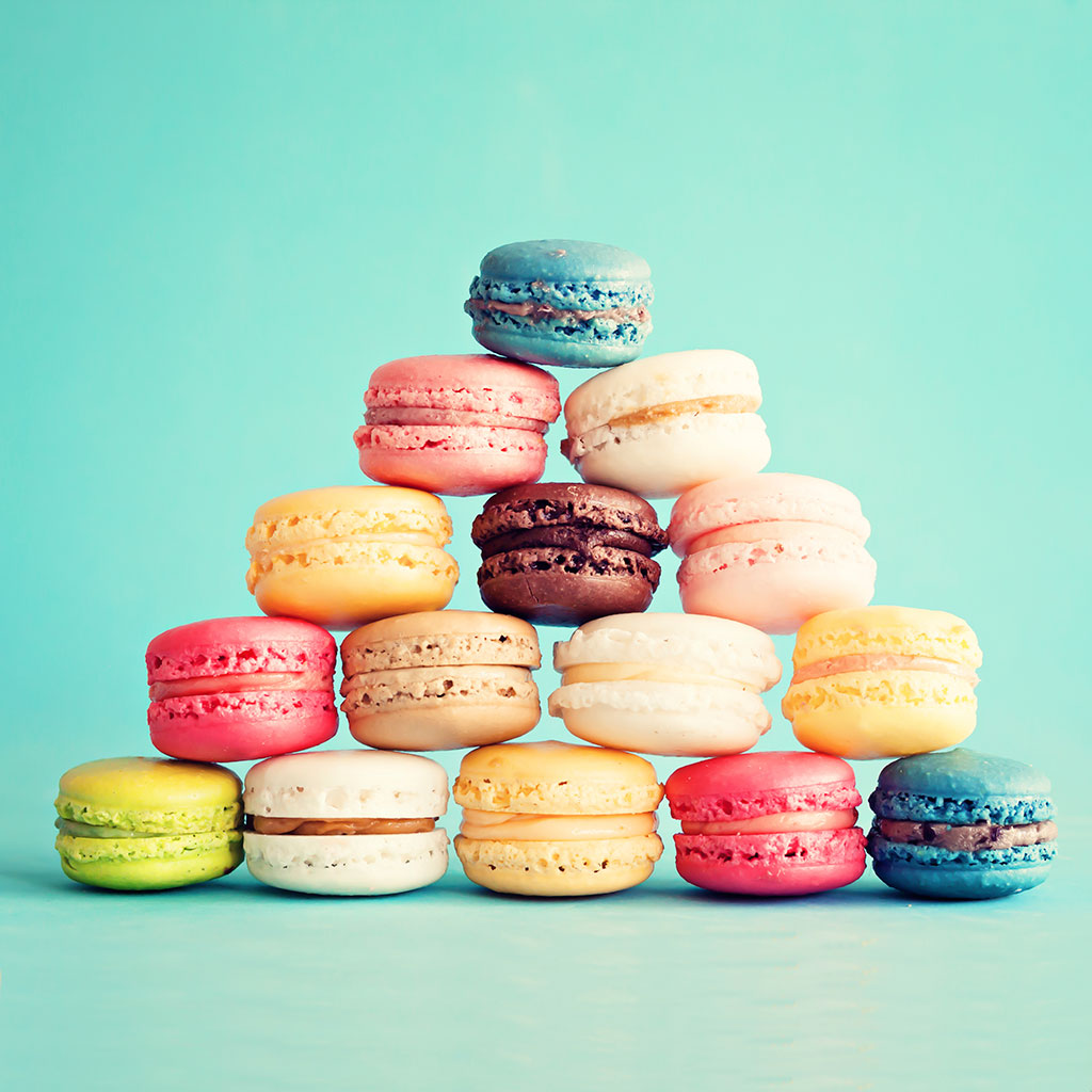 FWX MACARON ADDED TO DICTIONARY