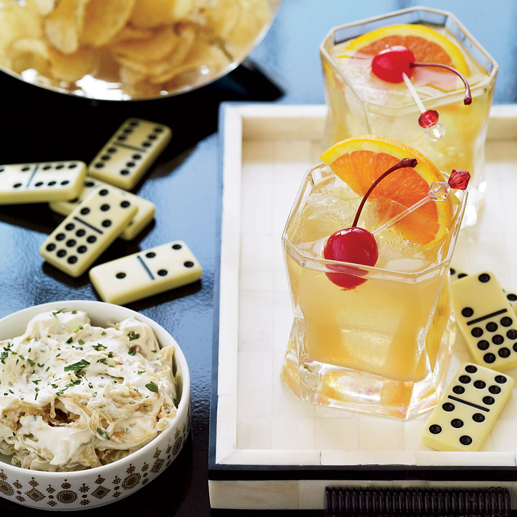 Whiskey Sours