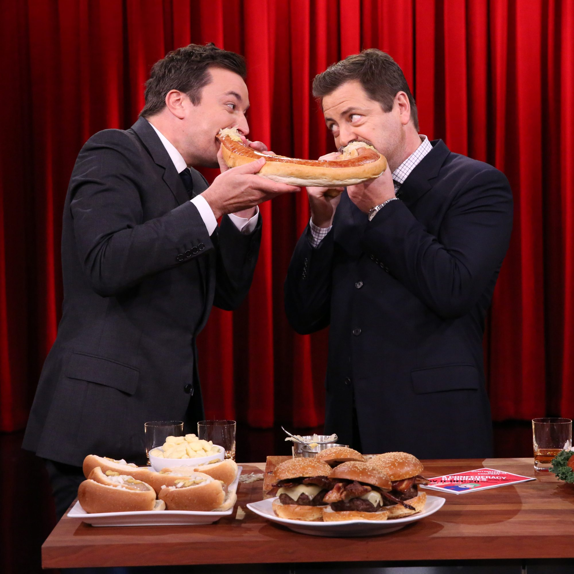 FWX NICK OFFERMAN SHARES HIS WEIGHT GAIN MEAT DIET