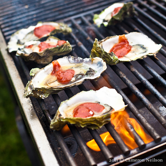 FWX OUTSIDE LANDS FOOD AND DRINK CONTEST OYSTERS