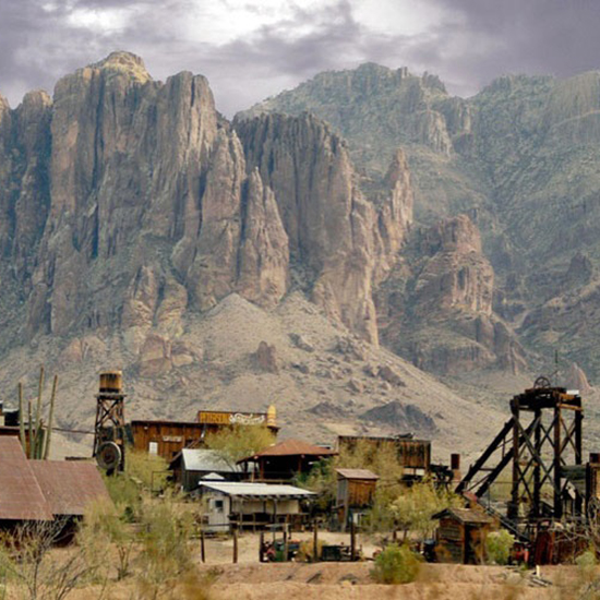 Goldfield, Arizona