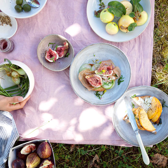 Elevate the casual picnic