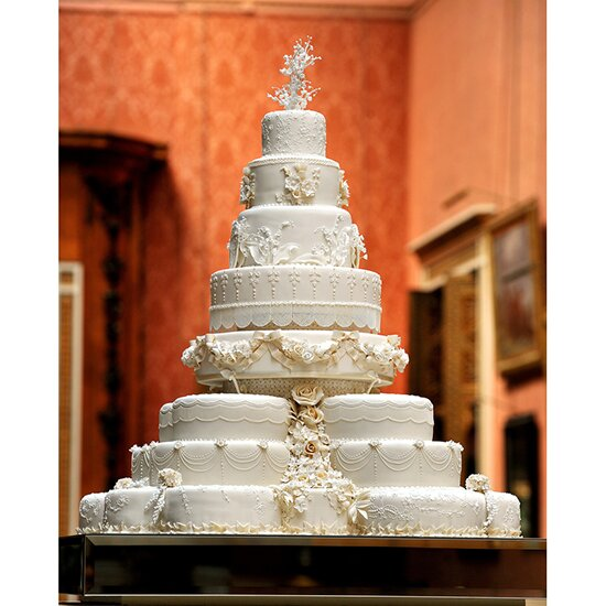 Want A Wedding Cake Like Kate Middleton S Her Baker Will Make One