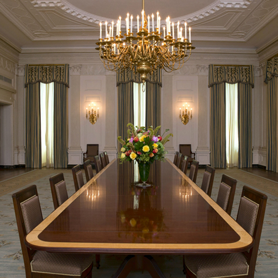 FWX PARTNER INSTYLE MICHELLE OBAMA DINING ROOM LEAD